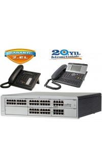 İKİNCİ EL ALCATEL OXO Dijital Santraller Size Özel Kapasite ve Fiyattan..