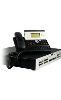 İKİNCİ EL TELEFON SANTRALİ ALCATEL 56 PORT KAPASİTE