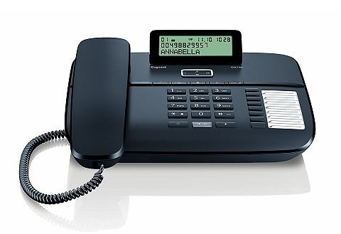 Gıgaset  Telefon- DA 710 Telefon H.free-Heatset li